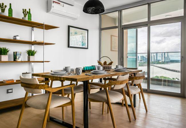 Apartamento en Ciudad de Panamá - Modern Deluxe Ocean View